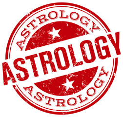 astrology stamp