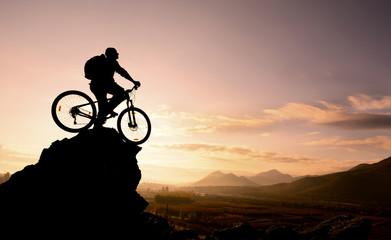 bisiklet ile zafer tırmanışı