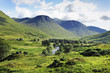 canvas print picture - Schottland