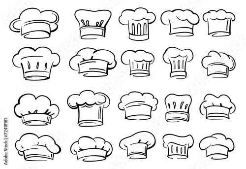 Chef hat - 72418181