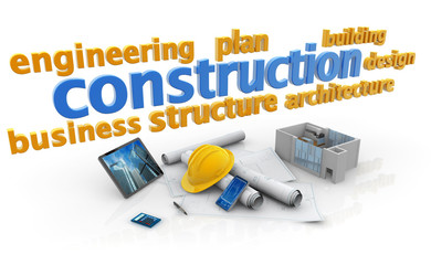 keywords of construction industry