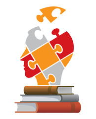 Books education concept