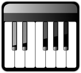 icône piano