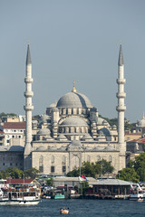 Yenicami Mosque, Istanbul, Turkey