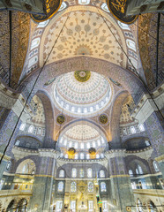 New mosque in Fatih, Istanbul