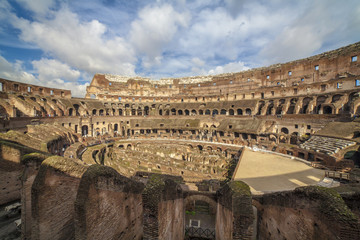 Ancient Colosseum Rome