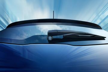 Auto Rückfenster