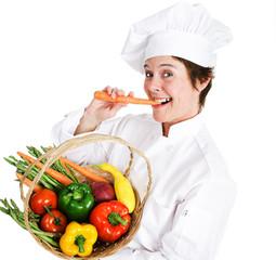 Chef Eats Healthy