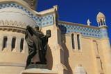 Basilique Notre Dame d'Afrique à Alger, Algérie