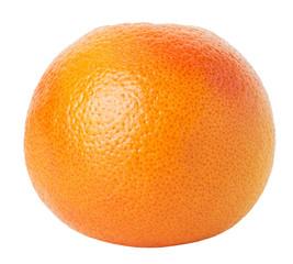 grapefruit isolated on the white background