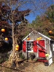 Happy Halloween decoration