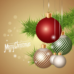 christmas decorations (Merry Christmas)