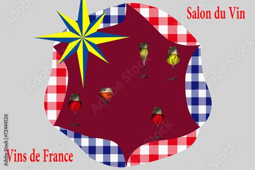 Vins de france salon du vin stock photo and royalty - Salon du vin versailles ...