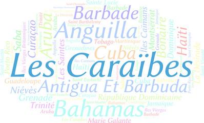 Les iles des caraïbes