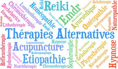 Thérapies alternatives, médecines douces