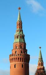 Vodovzvodnaya Moscow Kremlin tower