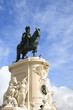 King José I statue