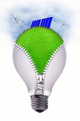 lampadina eco