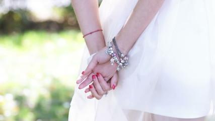 Jewellery bride