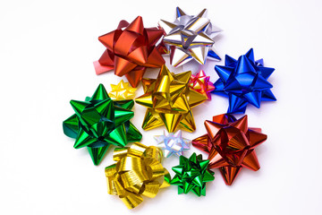 New Year s bows