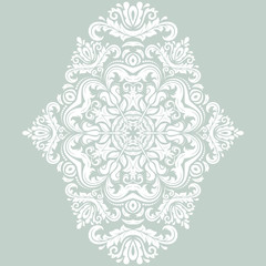 Orient Vector Pattern. Abstract Background