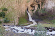 Waterfall on the river Malka