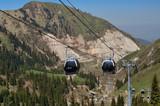Ski lifts to Shymbulak ski resort - 72454340