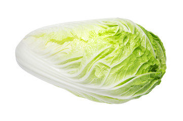 Chinese Cabbage with clipping path