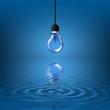Hängende Lampe