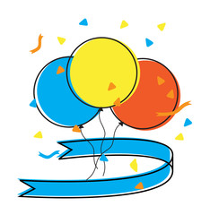 Party Celebration Balloons