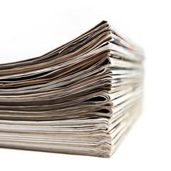 Zeitschriften und Zeitungen