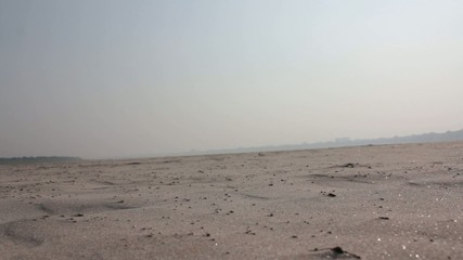 River sand