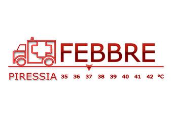 Febbre o piressia