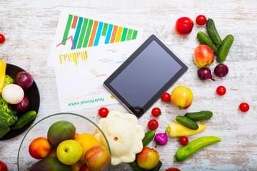 Ernährungsberatung im Internet