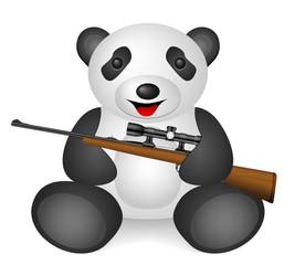 panda rifle sight