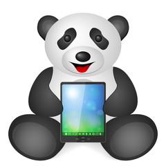panda tablet