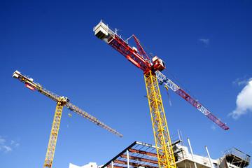 grues de constructions