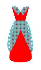 Dress vector