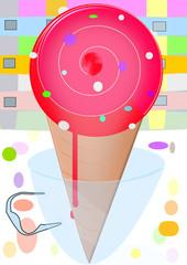 Cucurucho helado