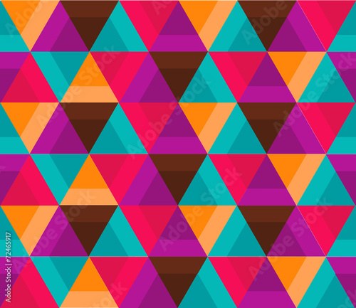 Papiers peints Artificiel Geometric background