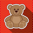 Bear. Vector illustration. - 72466152