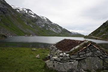 Schafstall an der N13/Norwegen