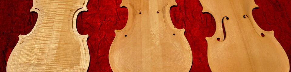 Geigenrohlinge