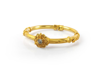 Indian Traditional Gold Bangle