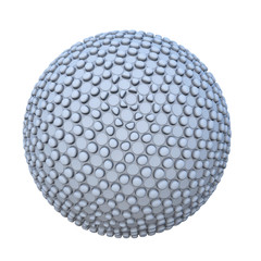 Nanopartikel - 3D Render