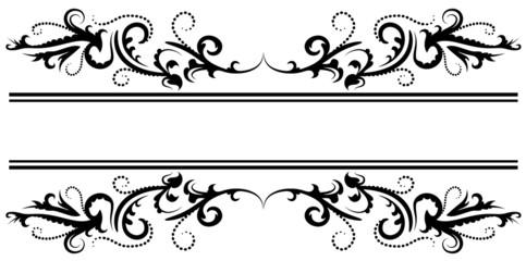 Floral frame 15