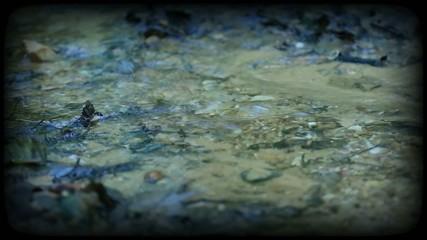 et l'eau coule.....