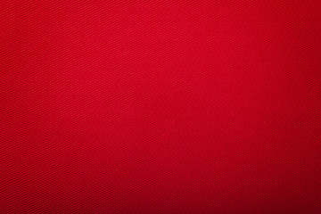 Bright Red Cotton Background