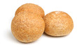 canvas print picture - Wholewheat Bread Rolls