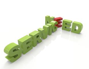 service need
